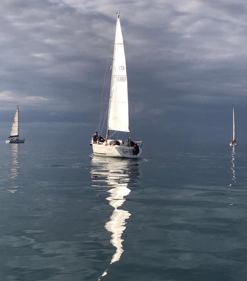 Ripartito il campionato invernale di vela Acqua dell'Elba