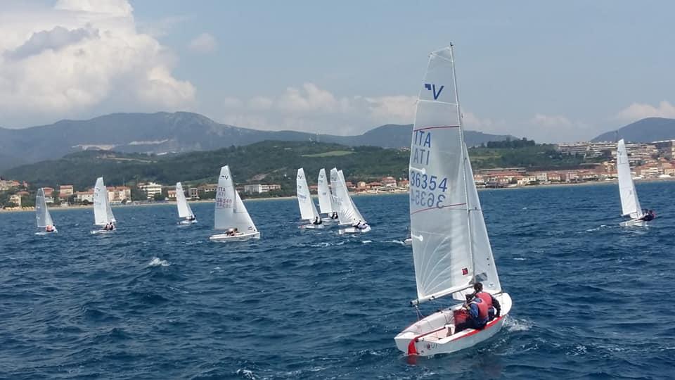 campionato italiano classe vaurien 2018