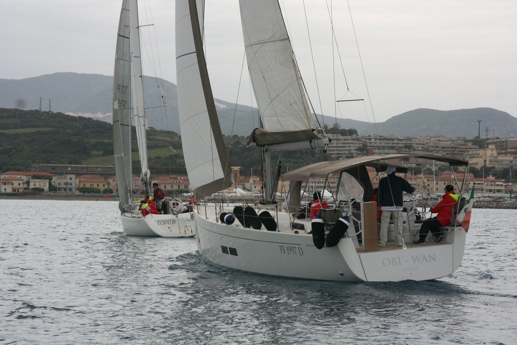 palio velico della costa etrusca